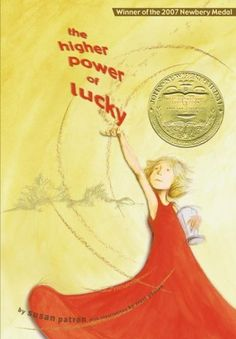 2007 Winner: Fearing that her legal guardian plans to abandon her to return to France, ten-year-old aspiring scientist Lucky Trimble determines to run away while also continuing to seek the Higher Power that will bring stability to her life. Newbery Award, Newbery Medal, Award Winning Books, Award Winner, American Literature, Children's Literature, American Library Association, Realistic Fiction, American Children