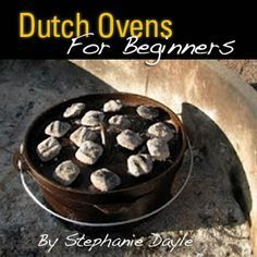 Choosing, Seasoning and Caring for Your Dutch Oven - American Preppers Network