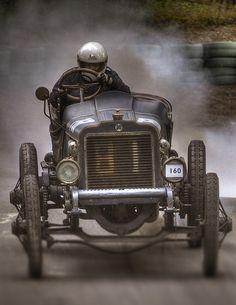 Brasier Voiture De Course 1908 VSCC by Kevin Osborne Photography, via Flickr