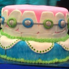 braces cake