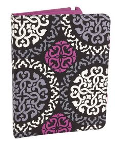 Loving this Canterberry Magenta Tablet Folio for iPad 2 on #zulily! #zulilyfinds