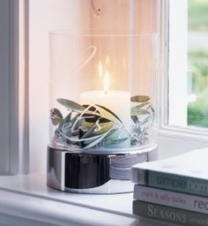 Let's Light This Candle Hurricane Riviera Maison 308270