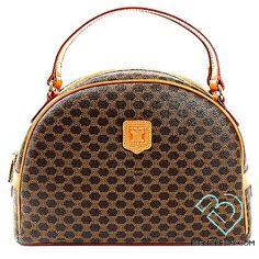 5ef6c6b0b6e Celine Paris Monogram Handbag MC98 2