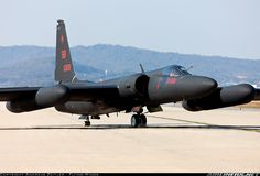 Lockheed U-2S aircraft picture