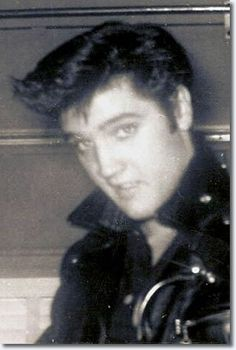 Elvis Presley Photos in the 1950s