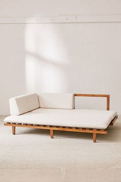 Slide View: 4: Osten Convertible Daybed Sofa