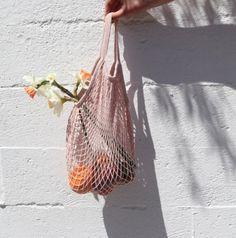 Pomegranate Net Bag Wild Poppy Goods #wildpoppygoods