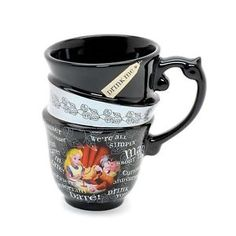 Our Alice in Wonderland mug gives the illusion of being three cups stacked up! Description from disneystore.co.uk. I searched for this on bing.com/images