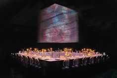 Host an incredible gathering in this modern art gallery for a stylish and contemporary event.