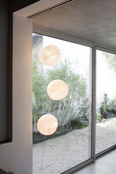 Celine Wright: handmade lamps