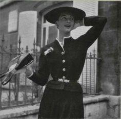 1954 - Chanel dress