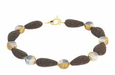 Ethnic Chic, Ethnic Jewelry, Beaded Bracelets, Lava, Handmade, Gifts, Ebay, Gift Ideas, Vintage