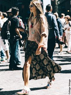 Carlotta Oddi, le bon style - Tendances de Mode