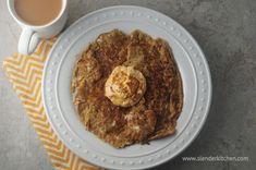 Paleo Pumpkin Pancakes   Slender Kitchen