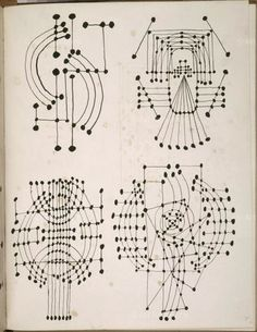 picasso constellation drawings 1924