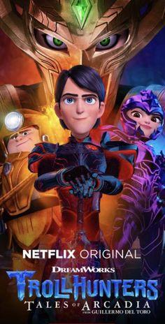 tales of arcadia Trollhunters Characters, Hunter Movie, Desenhos Cartoon Network, Miraculous Ladybug Anime, Animation Film, Fantasy, Cartoon Art, Movie Tv, Arcade