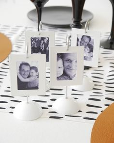 One of my favorite details of our Father's Day tablescape this year were these mini photo frames at each place setting, with photos of the… Dinosaur Birthday Party, Unicorn Birthday, Birthday Cake, Mini Photo Frames, Anniversaire Harry Potter, Photos Booth, Party Giveaways, Festive Crafts, Bird Party