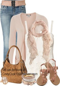 """Loving Anything Pink"" by cindycook10 on Polyvore"