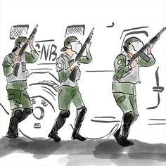 Al final del día todos TODOS somos iguales... La situación de #Venezuela nos afecta a todos la solución también nos atañe a TODOS. Yo no te pido que sueltes las armas sólo te pido que no sueltes tu conciencia.  #misdatos #comunicación #comunicaciones101 #política #educomunicación #NTIC #opinión #argumentos #bruja #brujareal #venezuela #CosasDeBruja  Vía @celeilustra -  Soldado tu también eres venezolano. Suelta las armas.  #viralizaladictadura #venezuela #nomasrepresion