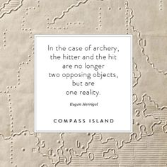 Compass Island - instagram #quote