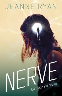 Cazadora De Libros y Magia: Nerve - Jeanne Ryan +18