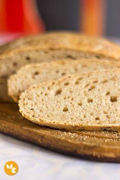 Como Fazer o Fermento Natural - Levain. Passo a passo e receita de pão com fermentação Natural.