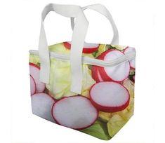 #ad  Perfect for your summer picnic: Radishes and salad cooling bag     #PAOM  #fotosbykarin Summer Picnic, Lunch Box, Salad, Bag, Kids, Children, Boys, Salads, Children's Comics