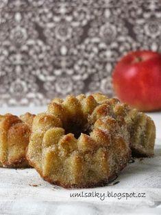 U mlsalky: Jablečné bábovičky