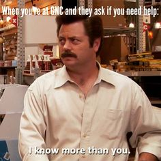 When you're at GNC and they ask if you need help. #supplements #gymhumor
