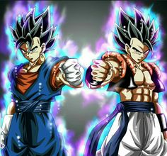 What would happen if Gogeta and Vegito were in the RWBY world Ball Drawing, Dragon Ball Goku, Dbz, Anime, Anime Dragon Ball Super, Dragon, Anime Artwork, Gogeta And Vegito