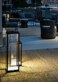 Discover the quality of Unopiù's Oslo white Led lantern 25 x 96 cm (full height) - Create your design outdoor space now! Oslo, Outdoor Living Areas, Outdoor Rugs, White Wall Lights, Garden Oasis, Terrace Garden, Garden Shelves, Garden Shower, Garden Lanterns