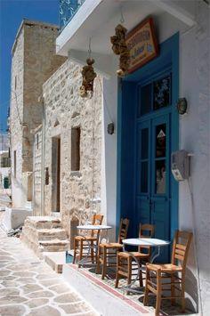 Chorio (Village) of Kimolos island Cyclades Mykonos, Places To Travel, Places To Visit, Zakynthos, Escape, Coffee Places, Greece Islands, Greece Travel, Crete