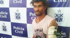 NONATO NOTÍCIAS: Polícia Civil prende latrocida foragido desde 2002...