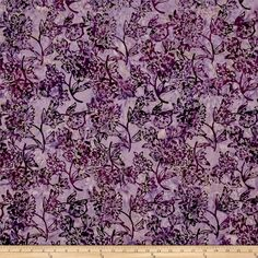 Timeless Treasures Tonga Batiks Petals Flower Cutting Plum from @fabricdotcom Designed by Timeless Treasures, this cotton batik fabric is perfect for quilting, apparel and home decor accents. Colors include shades of purple.