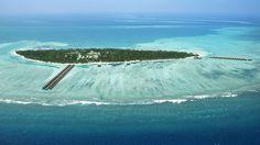 Meeru Island Resort & Spa Maldives Travel, Island Resort, Resort Spa, Airplane View, Las Vegas, Fremont Street, Places To Visit, Glitters, Great Places