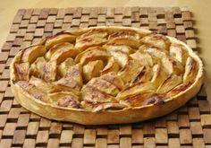 Tarte aux pommes toute simple, avec le secret qui change TOUT. À moi les pâtes croustillantes et les pommes fondantes !