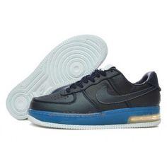 size 40 353d4 31911 Nike Air Force One Max Air 25th Anniversary Blue Supreme!!!