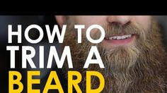 If you're the bearded type, keeping those suburbs of the chin in check is more difficult than you'd think. The Art of Manliness heads to a barber to get some tips for keeping a beard looking good.