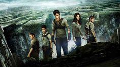 Kaya Scodelario The Maze Runner (film) Guys Dylan O'Brien, Thomas Brodie-Sangster, Will Poulter, Ki Hong Lee Movies