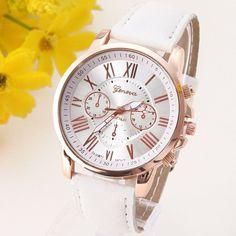 Casual dress watch