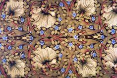 William Morris Craft Tissue Paper | Zazzle Decoupage Tissue Paper, William Morris Patterns, William Morris Art, Print Design, Floral Design, Art Nouveau Pattern, Persian Carpet, Vintage Floral
