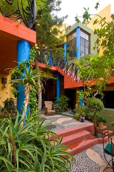 At a home in San Miguel de Allende, central Mexico! (designed by House + House Architects)