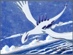 Lugia Lugia, Catch Em All, Fantasy Creatures, Nerdy, Gallery, Drawings, Monsters, Tatoo, Pokemon Pictures