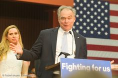 The Pros and Cons of Tim Kaine as Hillary Clinton's VP Pick - Greenpeace USA