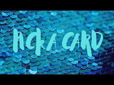 PICK A CARD 🧜🏼♀️ Mermaids - YouTube