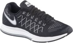 Nike Air Zoom Pegasus 32 Laufschuhe Damen schwarz/weiß