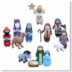 Knitables Nativity Collection