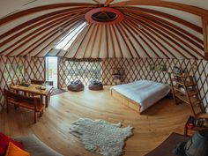 """Entire home/flat in Motueka Valley, New Zealand. """"The Chocolate Yurt"""" is a fully insulated yurt with a skylight to gaze at the stars at night. A private retreat in the native bush with outdoor . Outdoor Garden Lighting, Outdoor Decor, Cabana, Yurt Interior, Yurt Home, Yurt Living, Living Rooms, Bungalow, Outdoor Wedding Inspiration"""