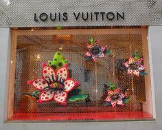 Vuitton Window
