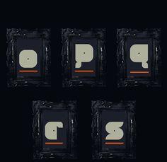 01.BASE by Fabian De Lange, via Behance